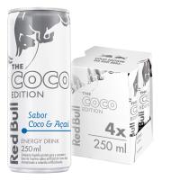 Red Bull Coco Edition chega de vez ao mercado brasileiro