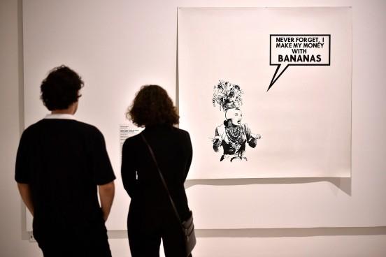 """O Museu de Arte Contemporânea do Paraná(MAC-PR) inaugura a exposição """"Pequenos gestos, memórias disruptivas"""". Curitiba, 09 de outubro de 2019. Foto: Kraw Penas/SECC"""