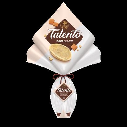 pascoa 2020 OP talento doce de leite 350g BX