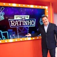 Programa do Ratinho inicia hoje, ao vivo, a temporada 2020 com muitas novidades
