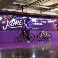 James lança serviço de assinaturas com entrega gratuita a clientes vulneráveis