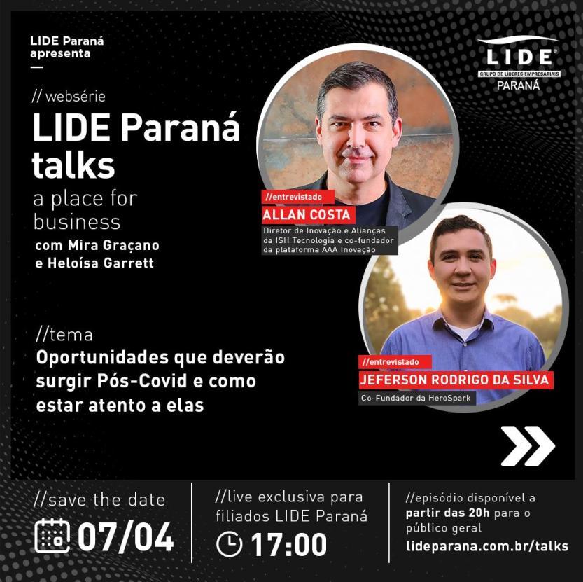 LIDE Parana Talks