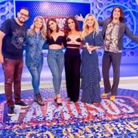 Wanessa Camargo, Flávia Pavanelli, Bianca Alencar e Matheus Ceará são os convidados do programa Eliana neste domingo (24)