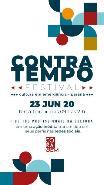 CONTRATEMPO festival rede coragem