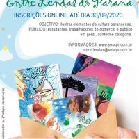 Sesc PR lança terceira edição de concurso de cartões postais