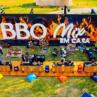 BBQ Mix atinge mais de 400 mil pessoas em picos simultâneos