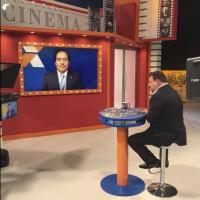 Hoje: Ratinho entrevista o presidente da Caixa Econômica Pedro Guimarães no quadro Dois Dedos de Prosa