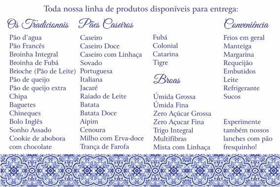 camponesa_lista_de_pâes