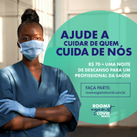 PROJETO  VIABILIZA ACOMODAÇÃO DE PROFISSIONAIS DE SAÚDE  EM HOTÉIS