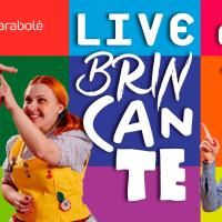Live apresenta diversos jogos e brincadeiras para as crianças fazerem em casa