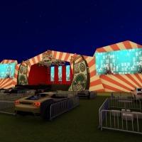 Live In Drive In lança conceito inédito em shows com camarotes exclusivos para carros