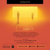 CASACOR inaugura nacionalmente o Projeto Janelas CASACOR
