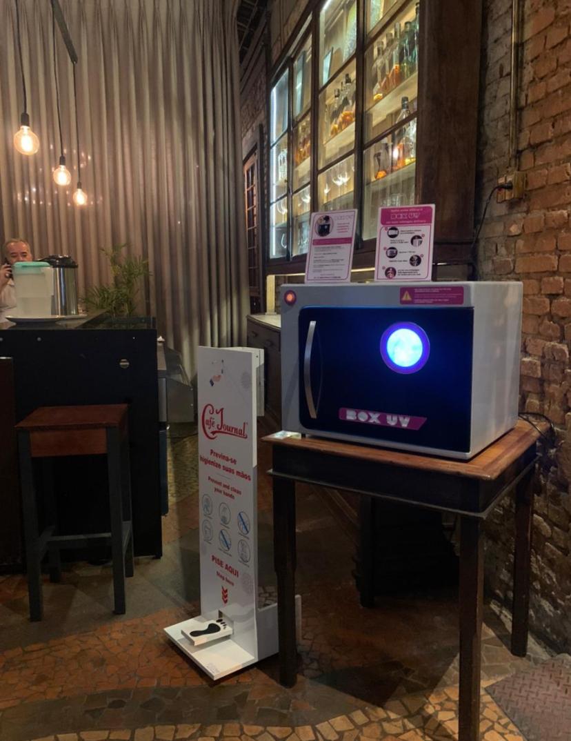 Box UV - Cafe journal 1