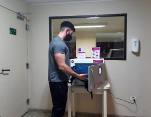 Box UV - Condominio Mooca 1