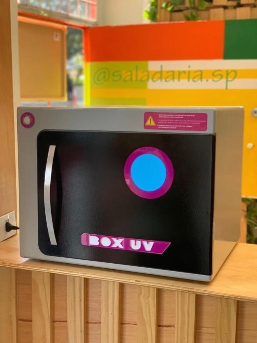 Box UV - SaladariaSP 2