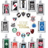Jequiti Lança Perfumes dos Times de Futebol