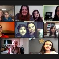 Inclusão na pandemia: alunos desenvolvem projeto para motivar audiodescrição