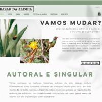 Bazar da Aldeia acompanha tendência das vendas online e lança site de e-commerce