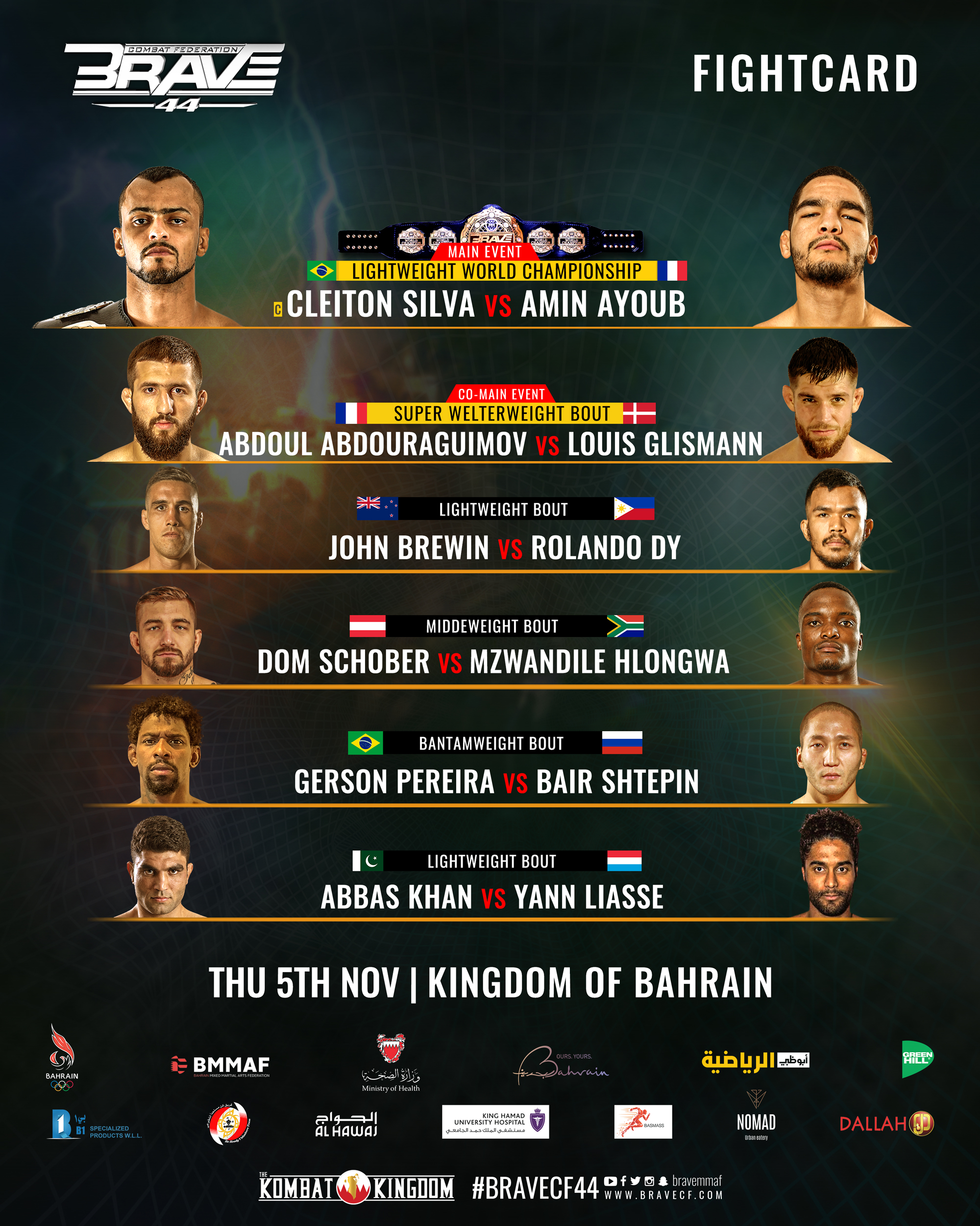 BRAVECF44-FULL-FIGHT-CARD