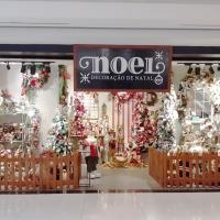 Shopping Mueller inaugura loja de decoração natalina