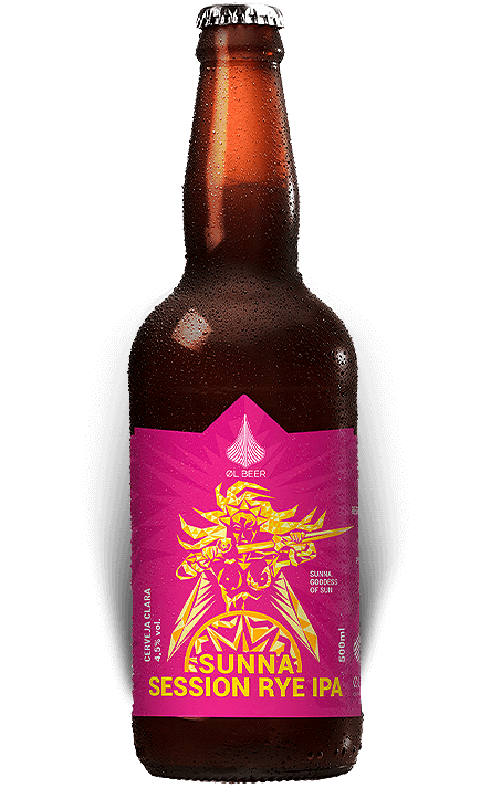 Sunna Session Rye IPA - OL Beer