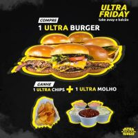 Ultra Smash Burger Curitiba & ULTRA FRIDAY