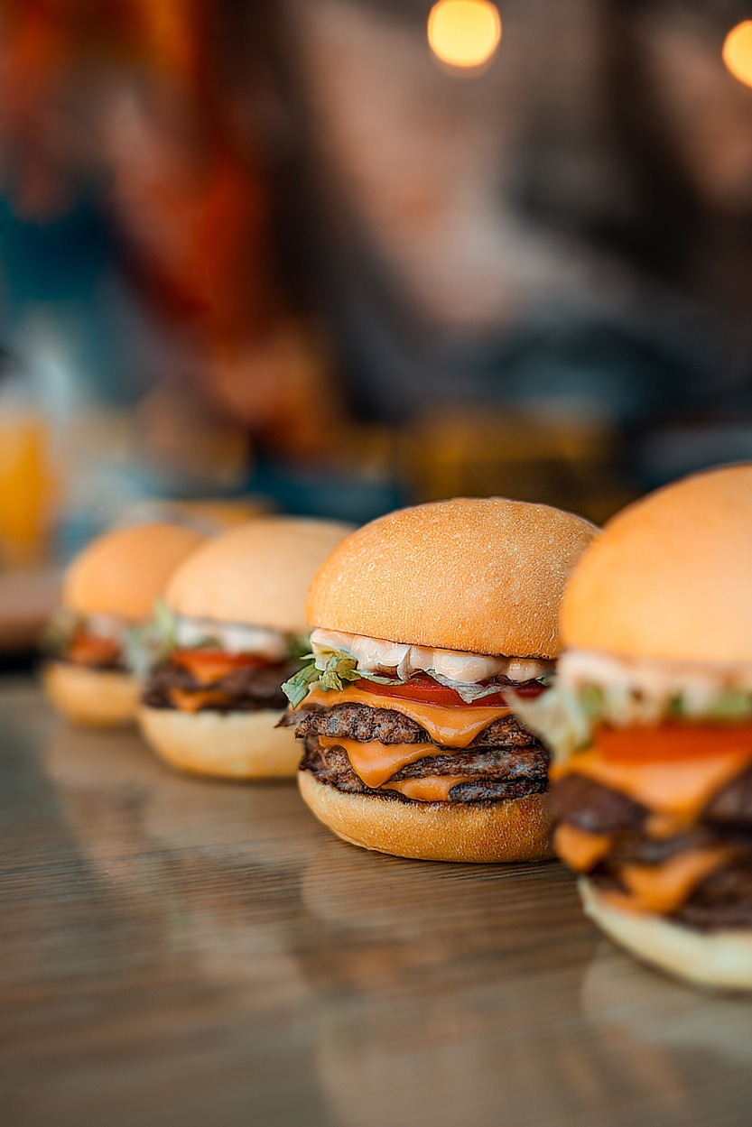 Cheeseburgers Jeronimo - reduzida