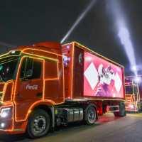 Coca-Cola FEMSA Brasil mantém tradição do Natal adaptada para o novo momento