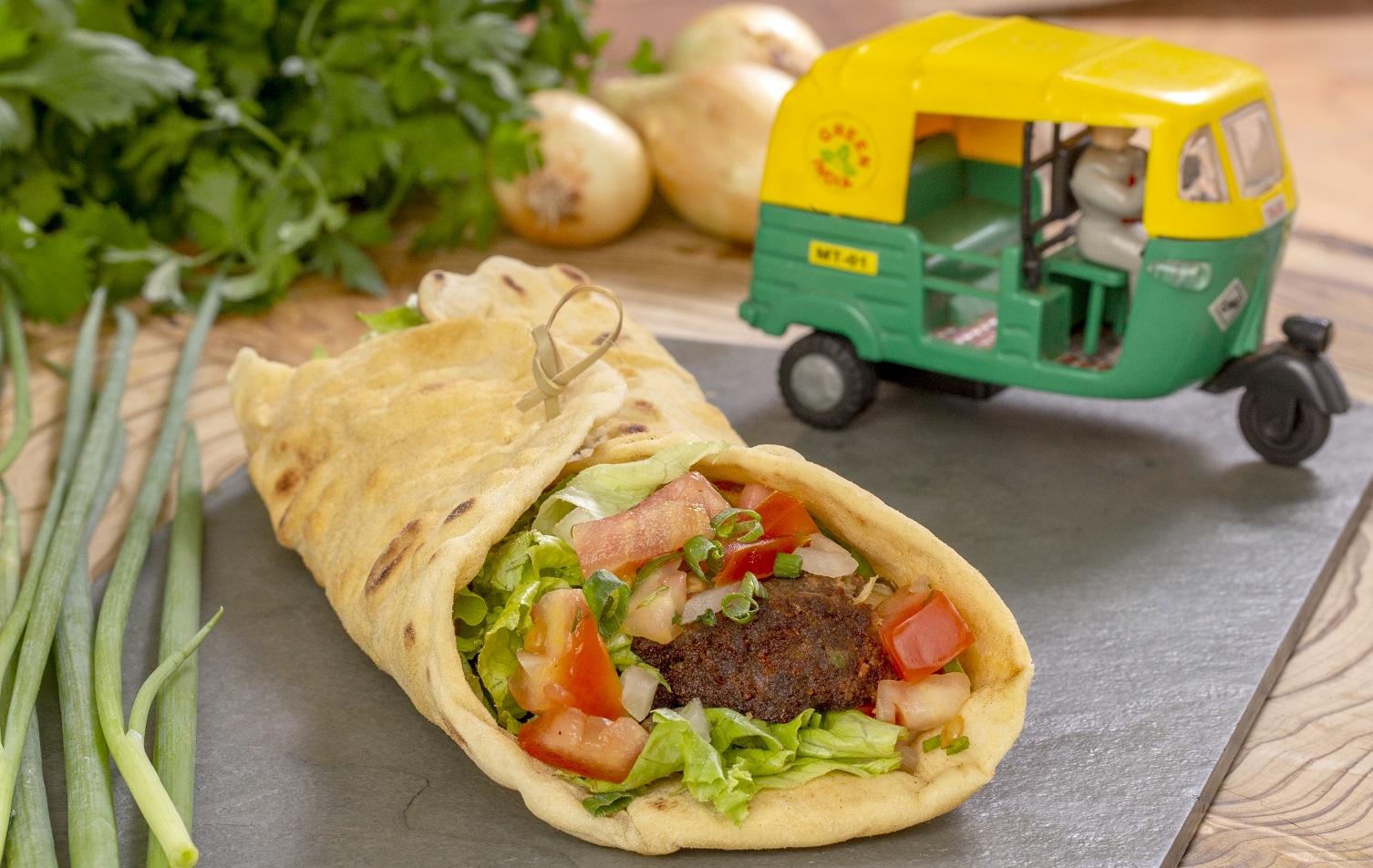 Tuk Tuk - Indiano - Vegetariano -9223