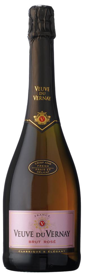 Veuve du Vernay Brut Rose