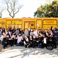 Natal Solidário do LIDE arrecada alimentos para comunidades carentes