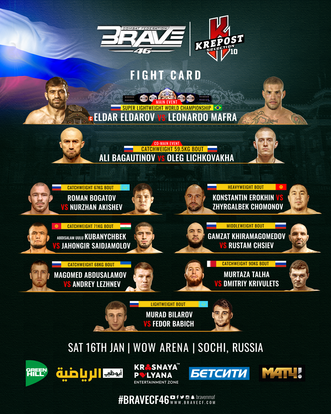 B-46-Fight-Card-