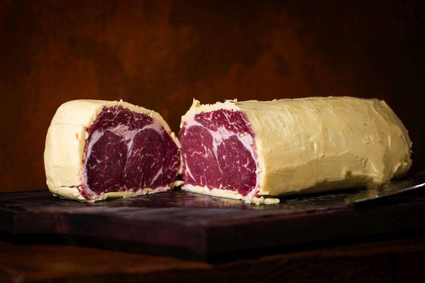ox room steakhouse - butter steak in natura - foto Juan Azevedo divulgacao