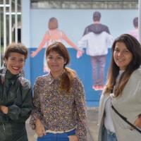 Mais Cor, Mais Vida mobiliza empresárias na revitalização de escola
