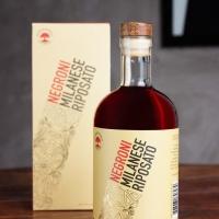 O Lançamento do Negroni Milanese Riposato no mercado de destilados é o presente de fim de ano de 2020