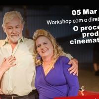 Workshop do Cine Passeio abordará o processo de produção audiovisual