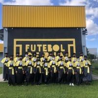 Instituto Futebol de Rua forma primeira turma do programa Jovem Aprendiz