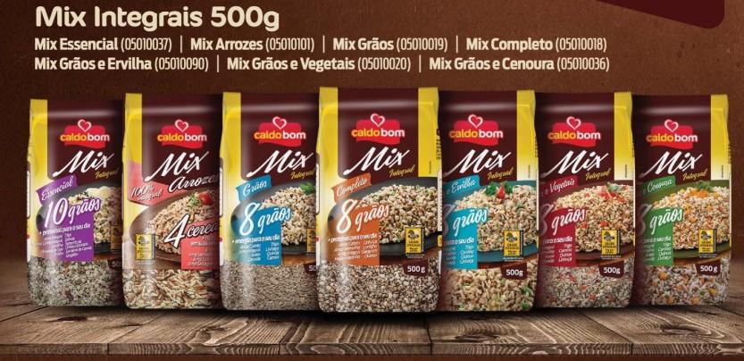 mix 500g