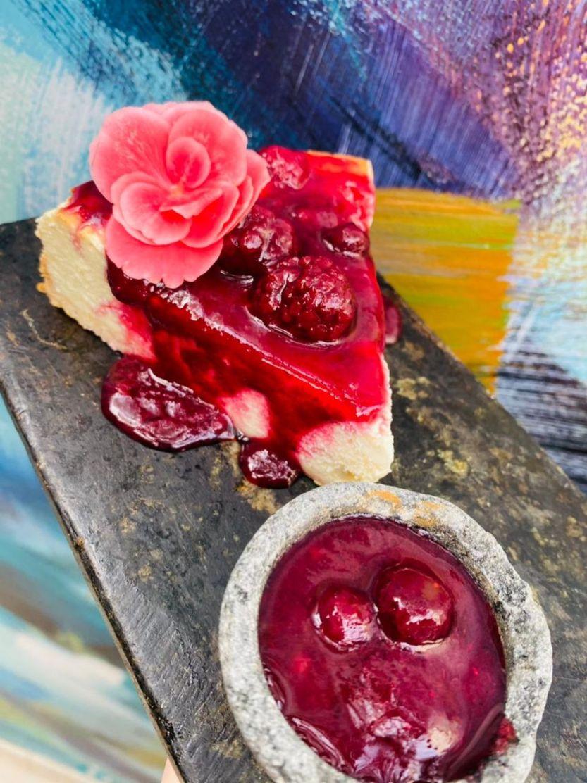 ox room steakhouse - sobremesa cheesecake - foto juliano maia divulgacao