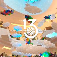 Palladium completa 13 anos com ação para clientes e lojistas