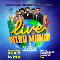 Havan presenteia público com Live sertaneja para comemorar 35 anos