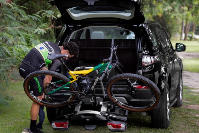 Discovery Sport Avancini - Suporte Bicicleta 4