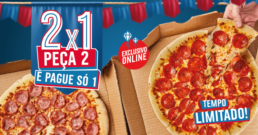 Domino's Pizza_Boost Week_São João1
