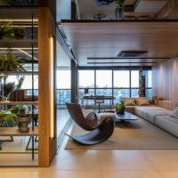 Biofilia na arquitetura conecta a casa com a natureza