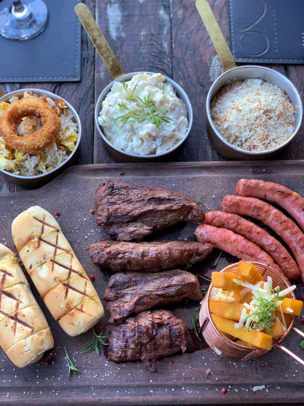 ox room steakhouse - promo dia dos pais 2 kit churrasco - foto divulgacao