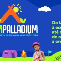 Muita diversão e aventura para as crianças na nova atração do Palladium Curitiba