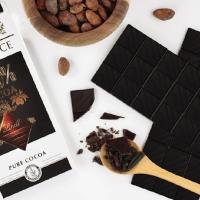 Lindt lança EXCELLENCE 100% pure cocoa, com o mais puro cacau