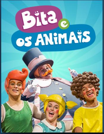 Bita e os Animais - Teatro Ebanx Regina Vogue