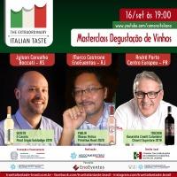 Vinho e Itália: Evento online explora as vinícolas italianas em viagem virtual