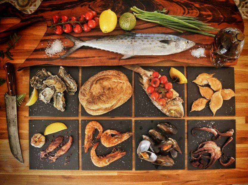 FishMe mesa completa